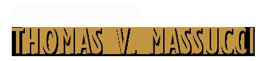 The Law Office of Thomas V. Massucci logo
